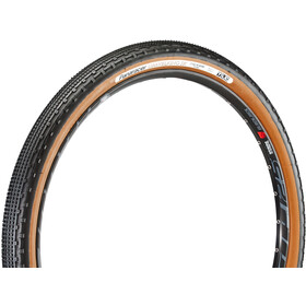 "Panaracer GravelKing SK Opona zwijana 27.5x1.90"" TLC, black/brown"